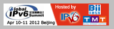 2012 Global IPv6 Summit in China - the ipv6 resources you need